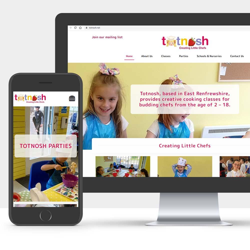 Totnosh Website